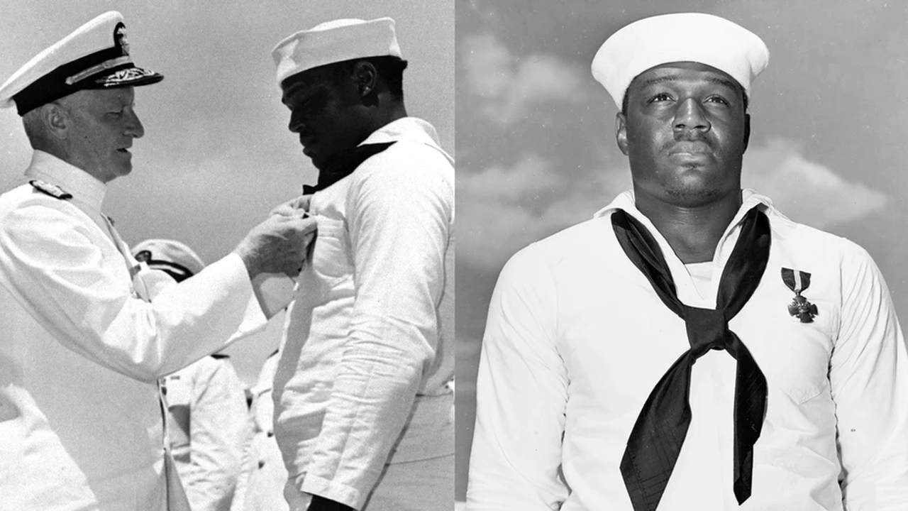 The Navy Will Pay Homage to an African American Hero Who Fought In Pearl Harbor