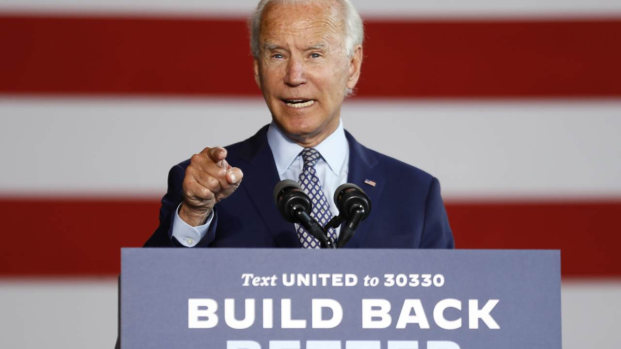 What Happened to Union Joe? Biden's Pro-Labor Past Has Evaporated Into a Far-Left Agenda