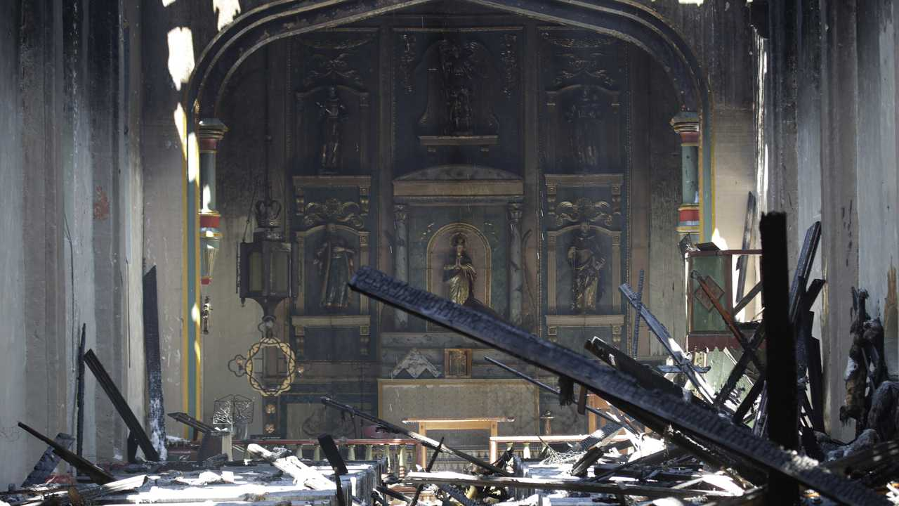 Investigations Underway After Three Church Fires Over Weekend