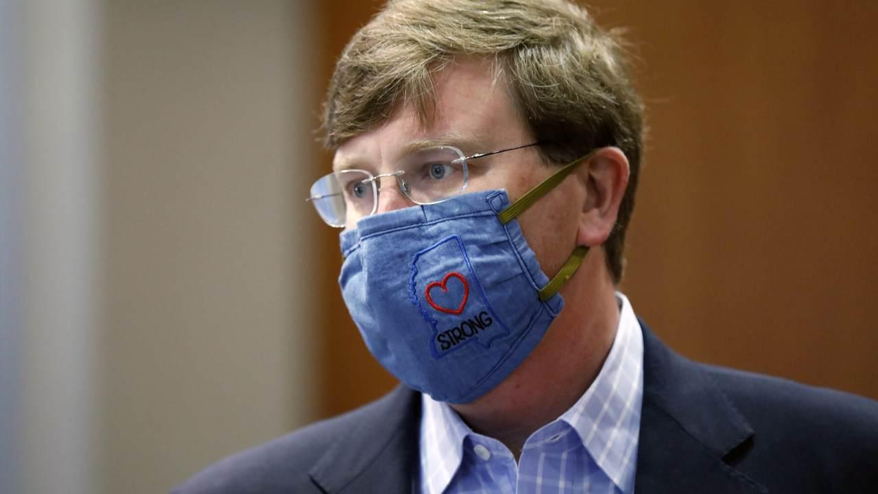 Mississippi Gov. Tate Reeves Sounds Off on the Idea of Coronavirus Herd Immunity