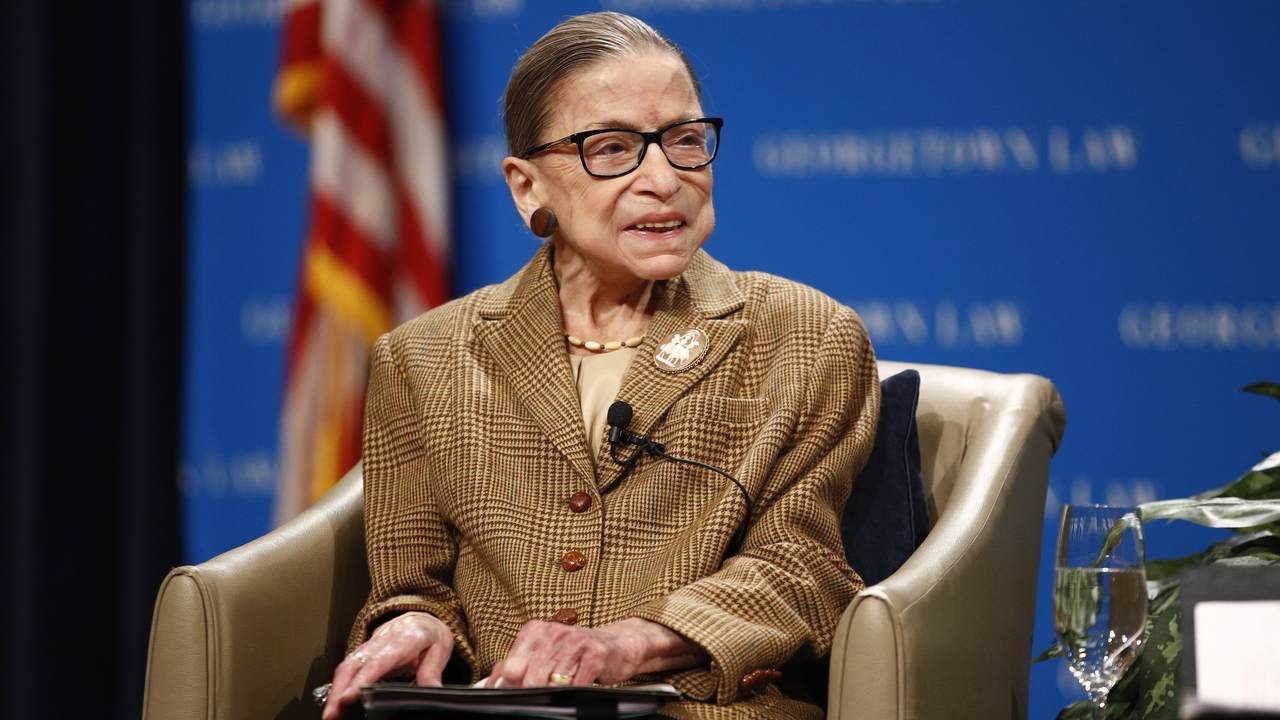 'Unredacted with Kurt Schlichter': Reacting to the Death of Justice Ruth Bader Ginsburg