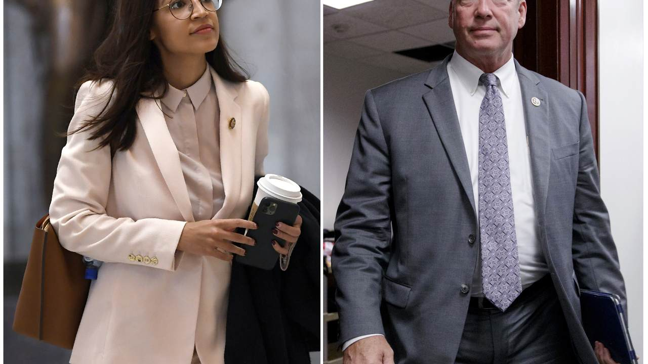 Why a Republican Lawmaker Apologized to AOC on Wednesday. And Why She Refused to Accept It.