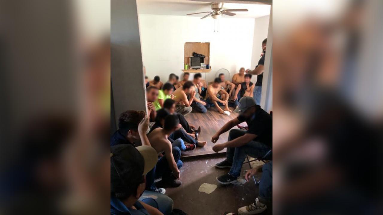 Border Patrol Finds Trio of Stash Houses in Laredo Area