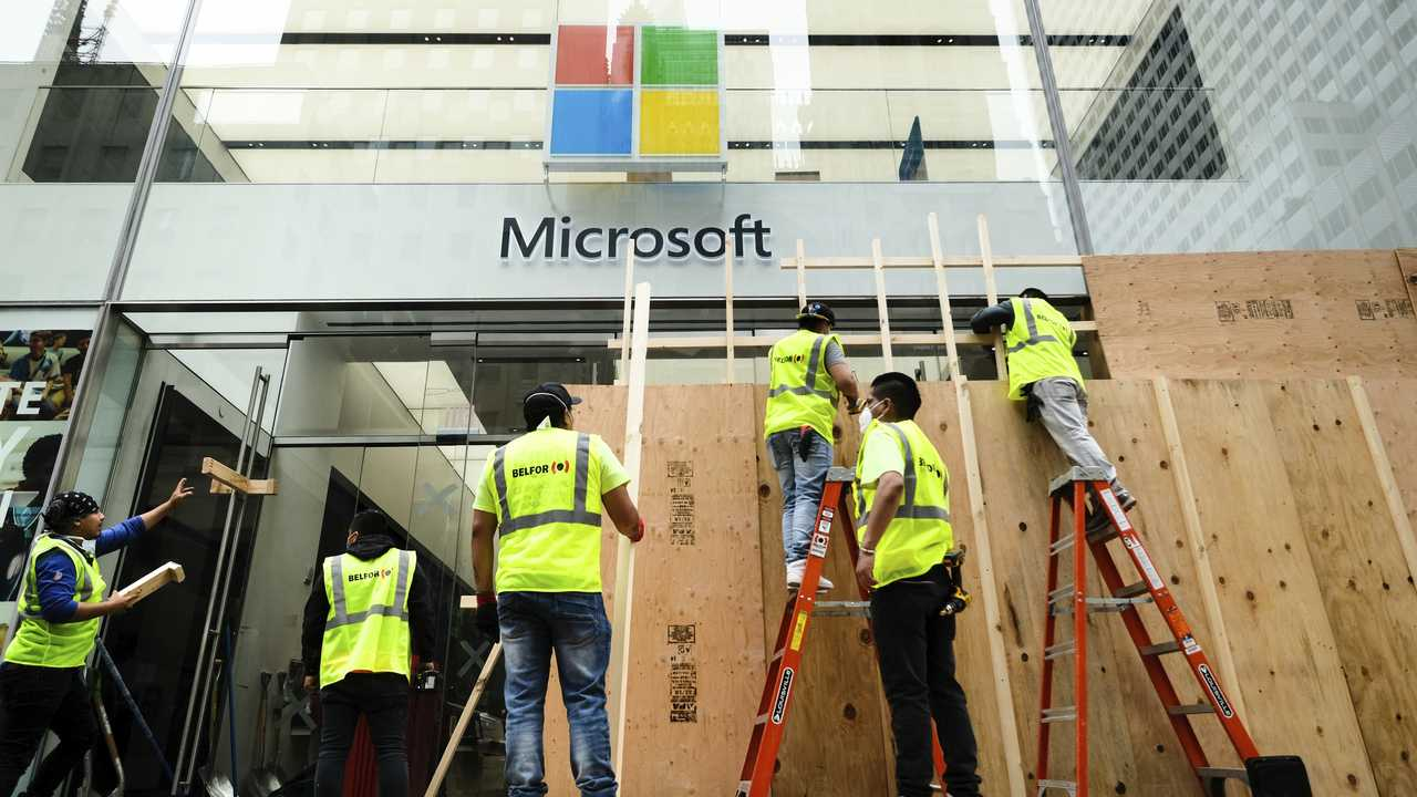 Here's Why Microsoft Is Suspending Donations to Some GOP Members