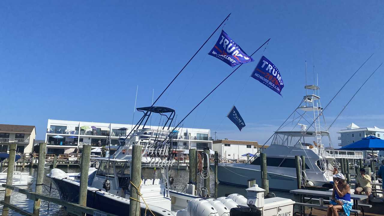 A Floating Phenomenon: 'Trump Boats' Are An Unsinkable Force of Patriotism