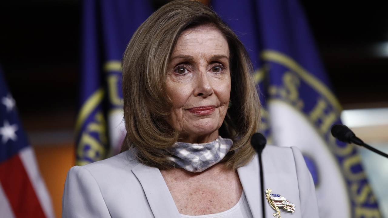 In Pelosi's War on Gendered Terms, She Forgot One Thing