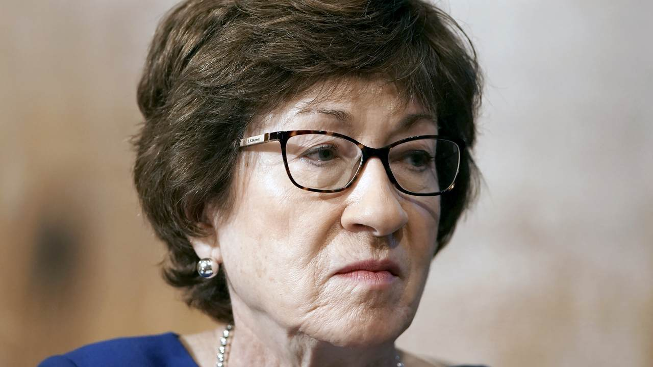 Should Republicans Be Upset with Collins for 'No' Vote on ACB? Dinesh D'Souza Weighs In.