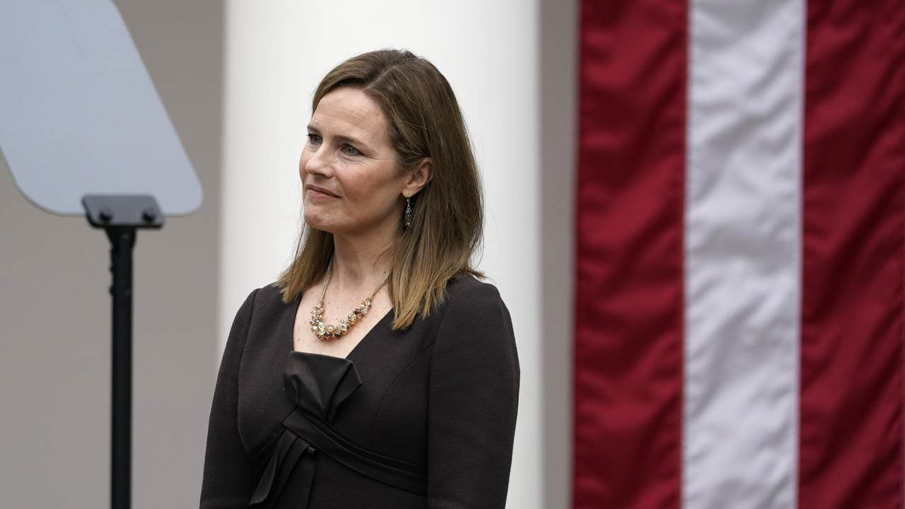 Amy Coney Barrett's Former Clerk Makes Some Predictions