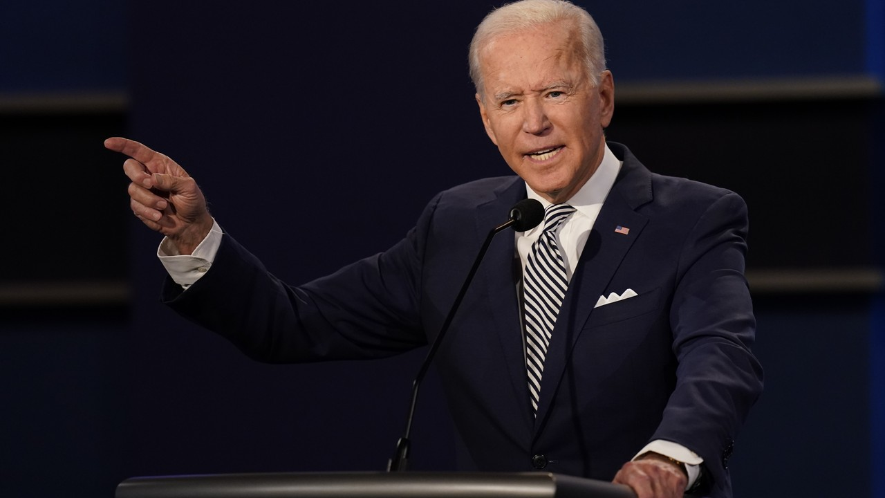 Biden's Outrageous Debate Answer on 'Systemic Racism'