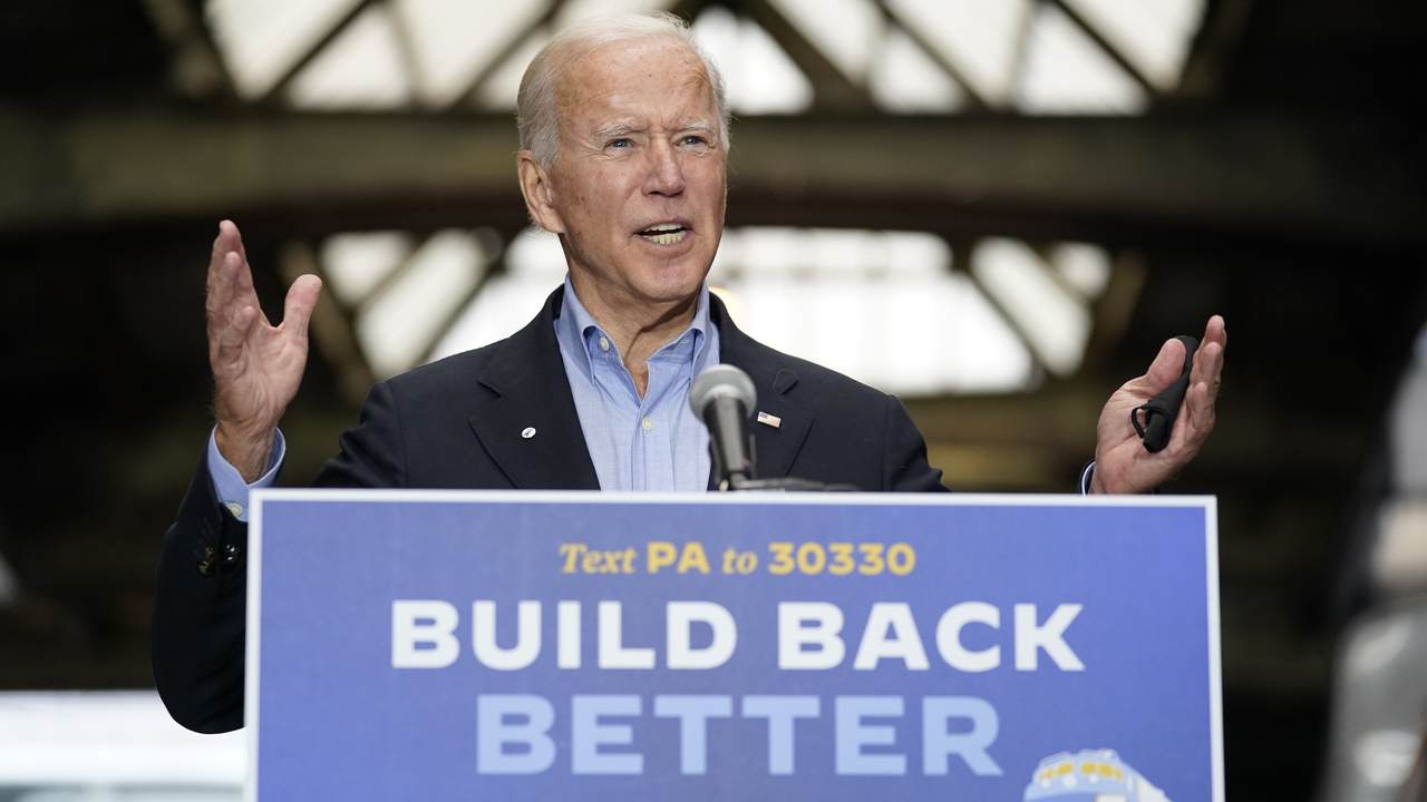 Biden Campaign Ad Yanked After 'Struggling' Michigan Bar Owner Exposed as Wealthy Tech Investor