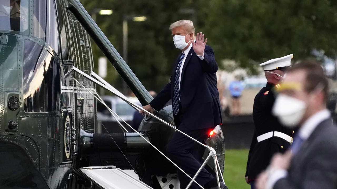 The President Went to the Hospital, But You Can Guess Who the REAL Sick Puppies Were in This Story