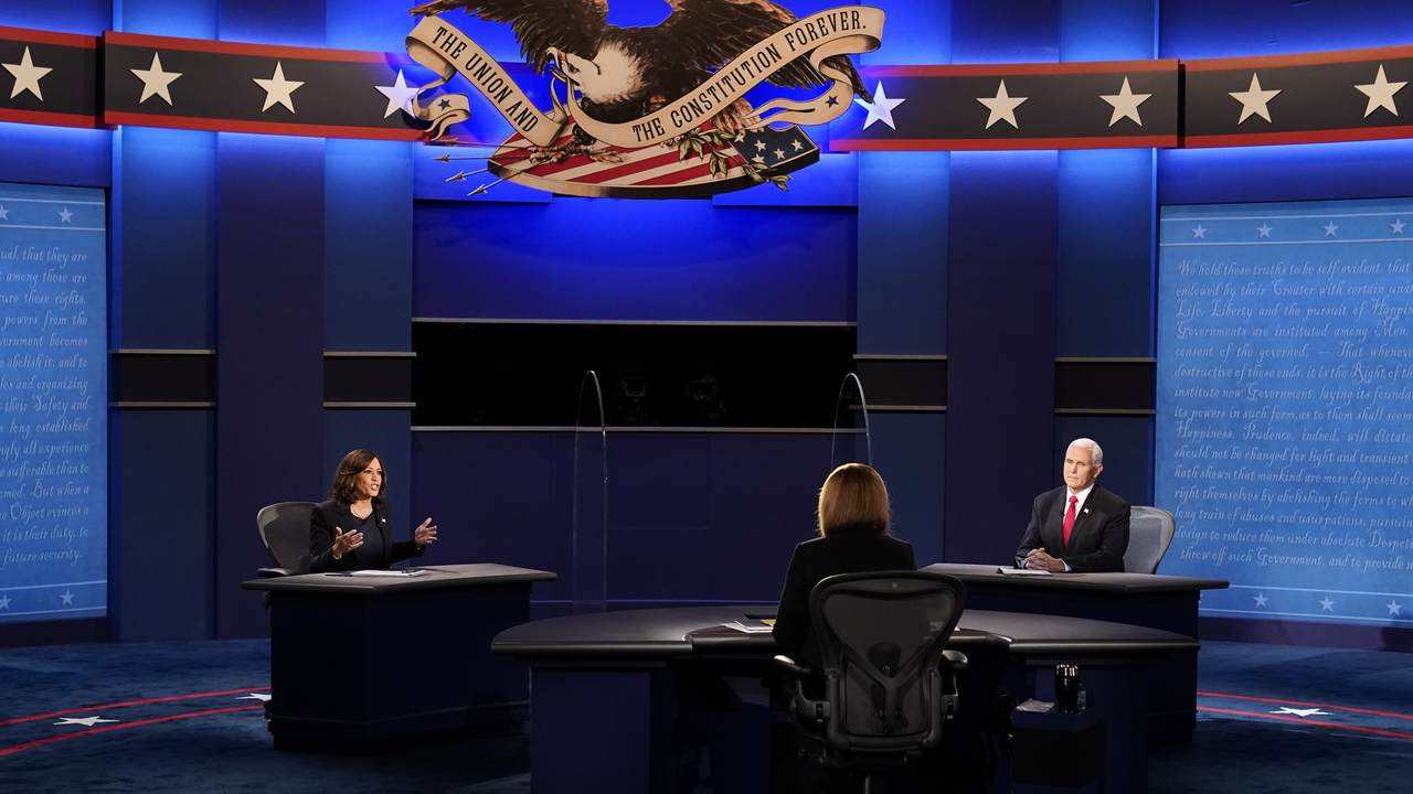 Frank Luntz's Focus Group of Undecided Voters Settles Who Won the VP Debate