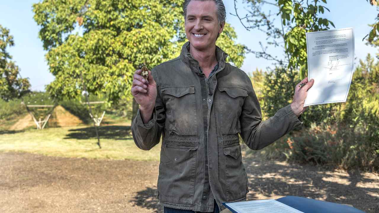 Gov. Newsom Apologizes for Attending Party Amid COVID Lockdowns