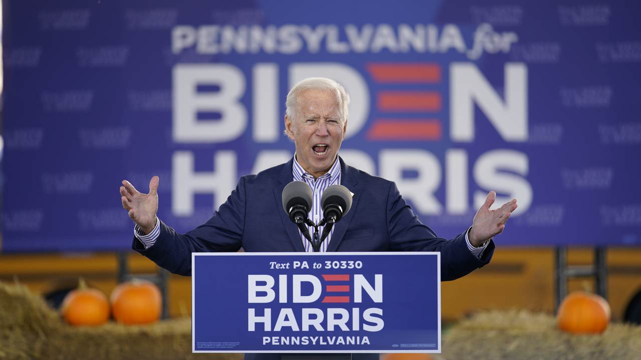 If Joe Biden Does Not Do Well in These Key Pennsylvania Counties, It's All Over