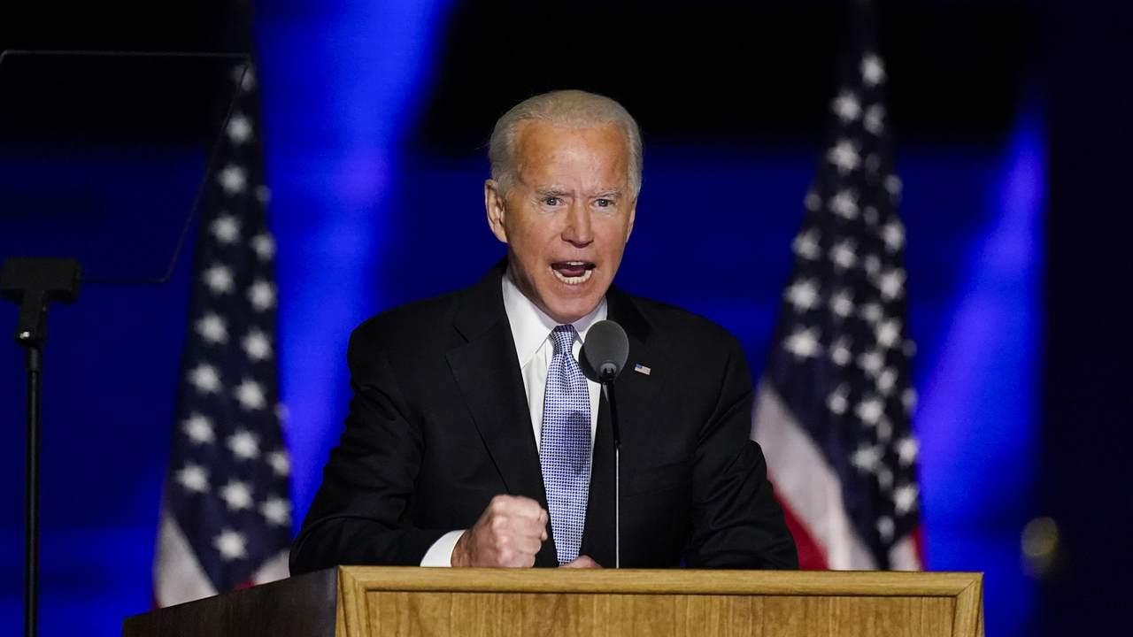 Joe Biden: Organized Labors Monopoly Man