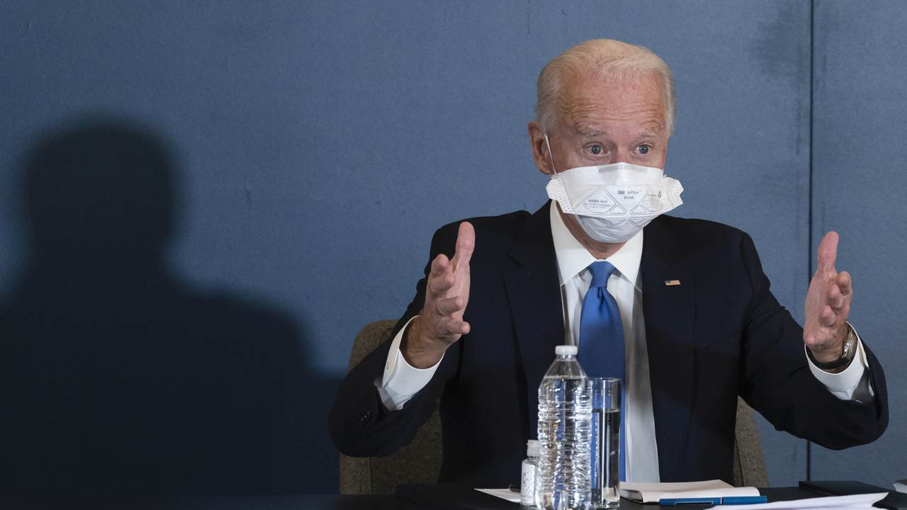 Biden Tries to Tell Americans How They Can (Or Can't) Spend Their Holidays