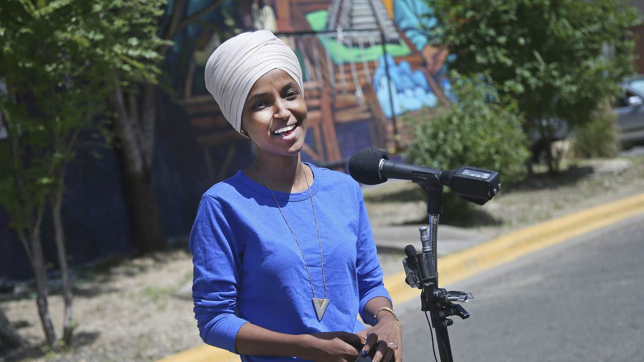 What Republicans Are Hoping to Accomplish Through a Bill Named After Ilhan Omar