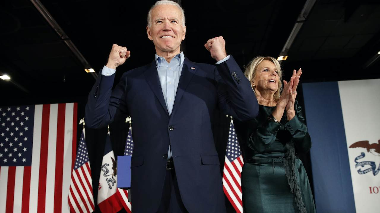 Here We Go: Are You Ready For...the Biden Comeback?