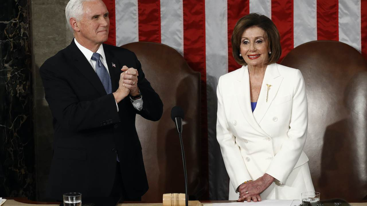 Marc Thiessen Points Out Pelosi's Other Slight Against Trump During SOTU