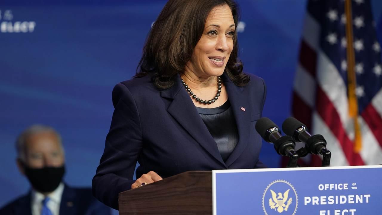 Here's When Kamala Harris Will Resign from the Senate