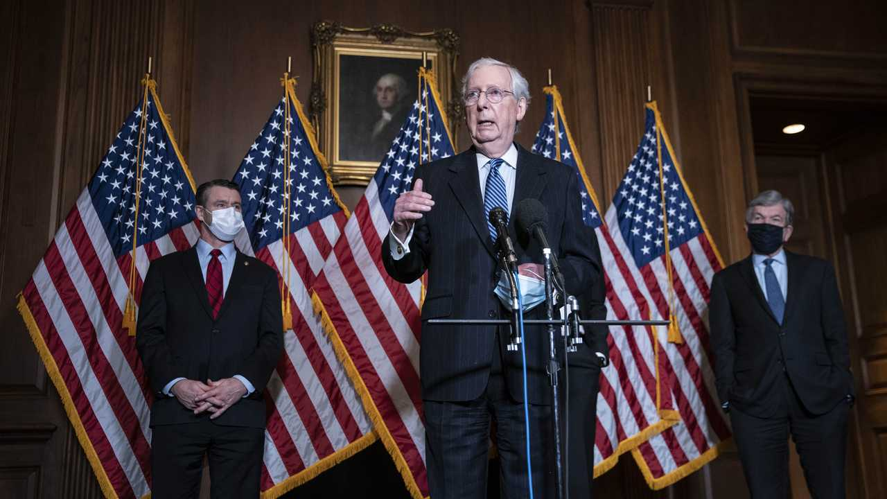 With Trump Impeachment Push, It Looks Like Cocaine Mitch Could Suffer an Overdose