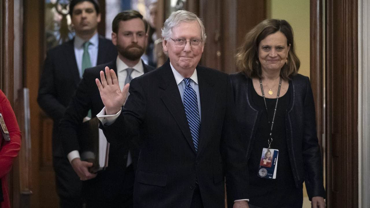 Poll: Overwhelming Majority Back GOP Senate Majority