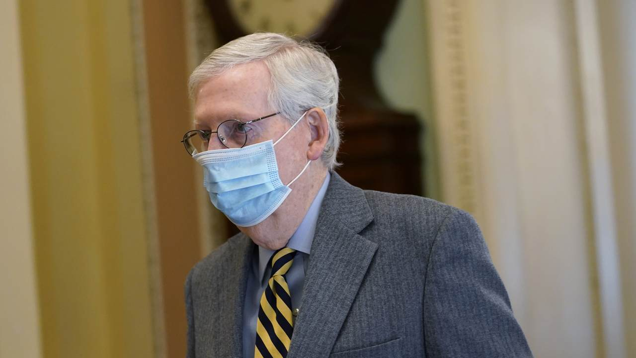 Will What Sen. McConnell Just Said About the COVID Vaccines Alleviate Concerns of Skeptics?