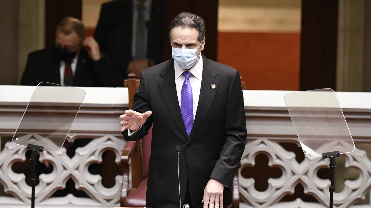 NY Democratic Lawmaker Now Trying to Strip Cuomo of Emergency Powers