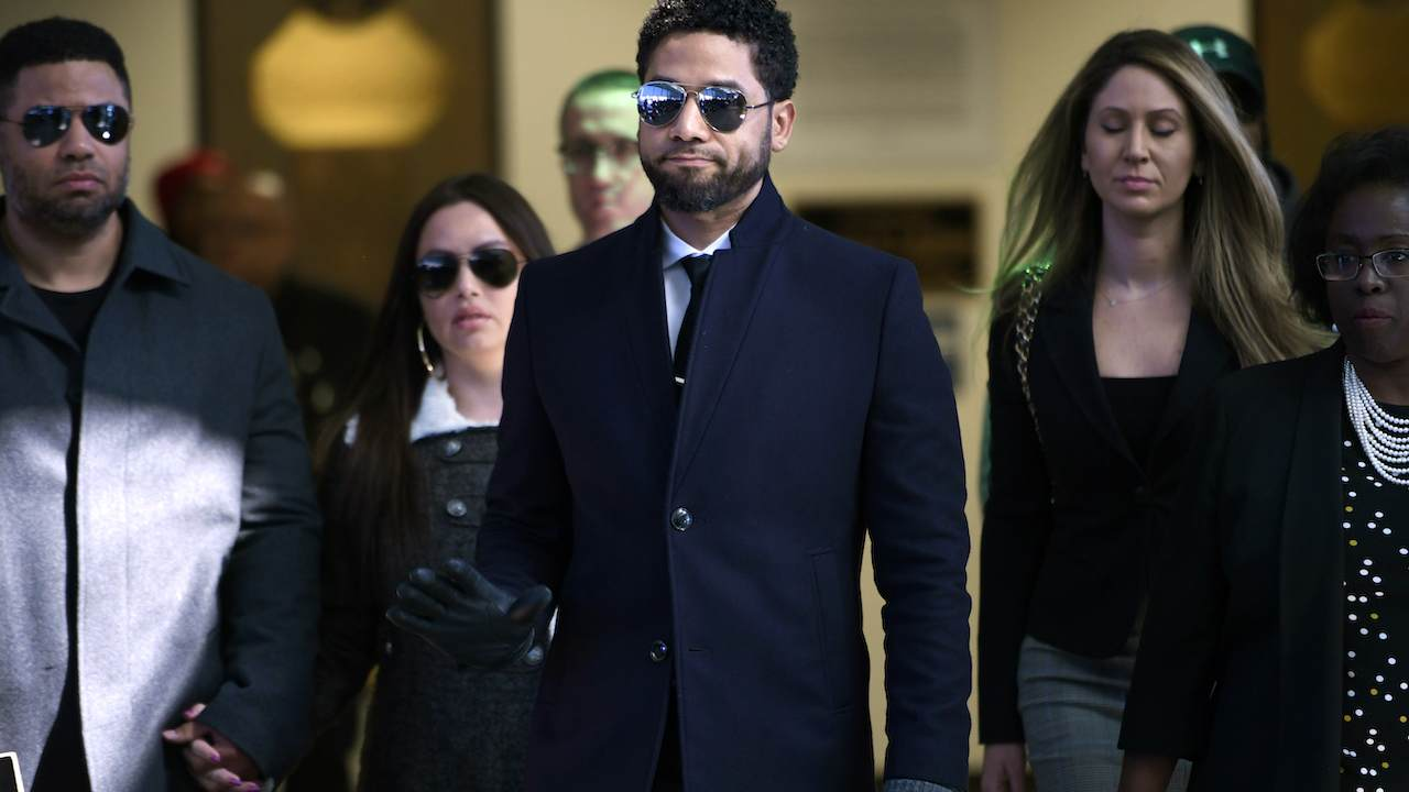 State Attorney Kim Foxx Shifts Some Blame to Trump After Jussie Smollett Is Indicted