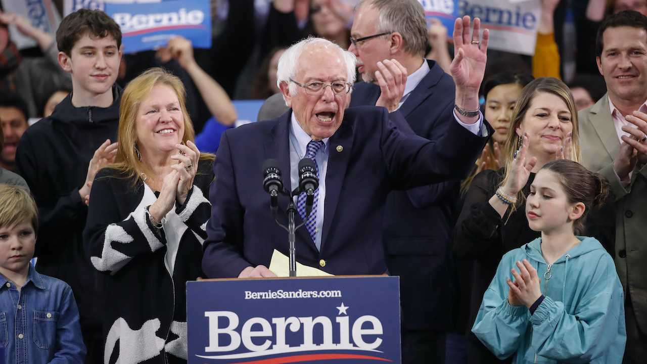 Trouble Ahead: Gallup Poll Is Not Friendly To Bernie Sanders or His Revolutionary Ideas
