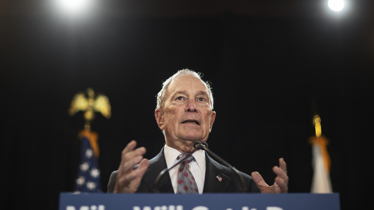 Bloomberg: We Can No Longer Provide Health Care to the Elderly