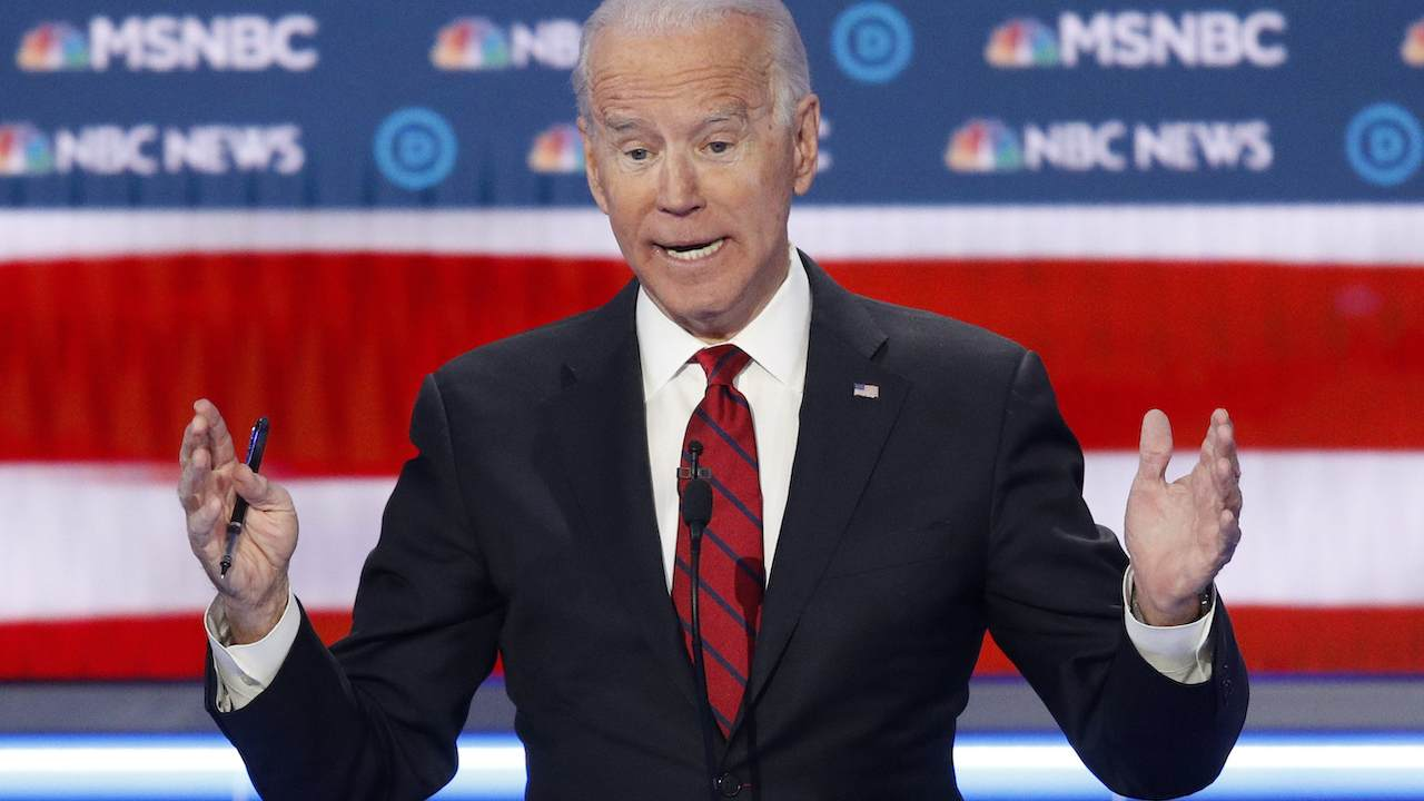 New Poll: Trump Far More Capable of Handling Pandemic Than Biden