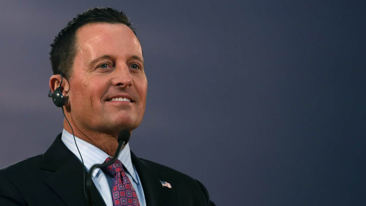 In a Final Move, Grenell Blasts Democratic Senator for 'Cherry Picking' Politically Convenient Intelligence