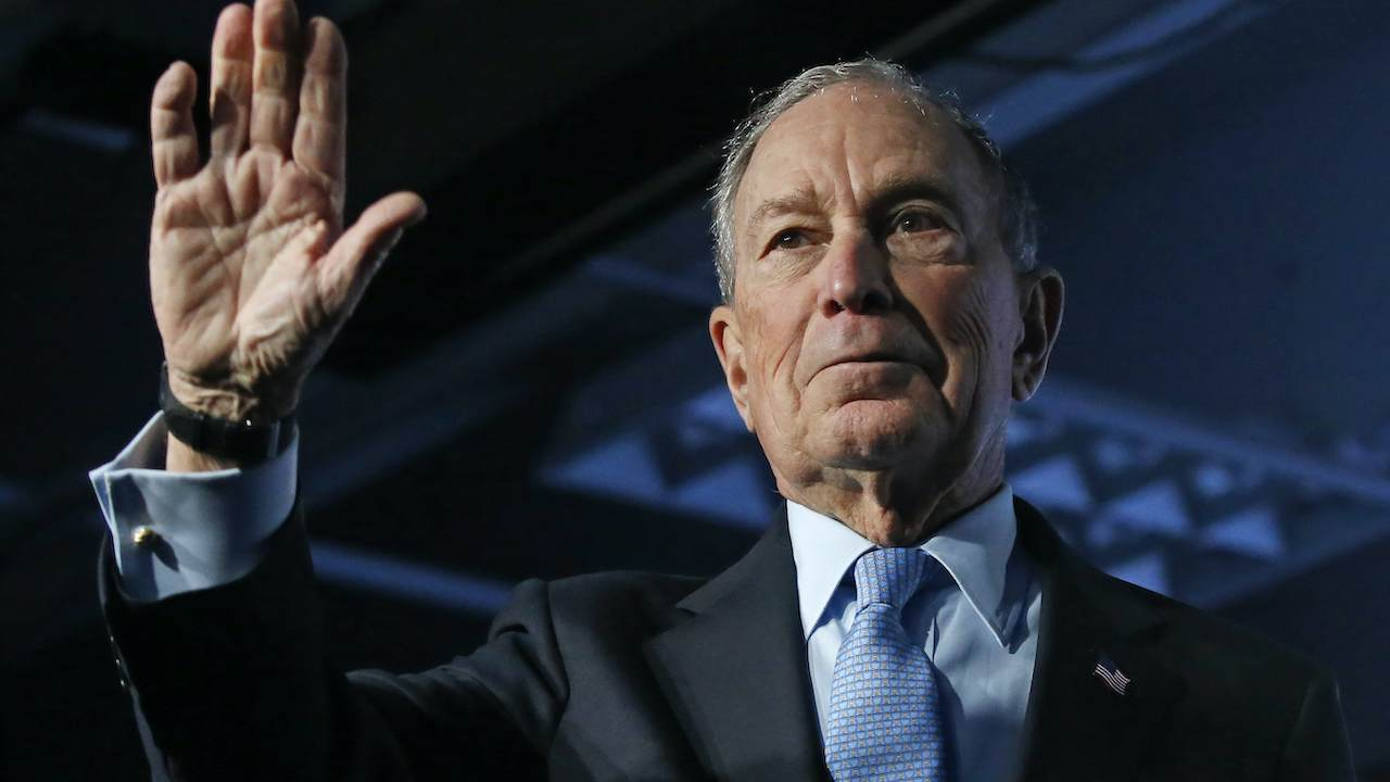 'Unredacted with Kurt Schlichter': Who's Mike Bloomberg Going to Buy Off Next?