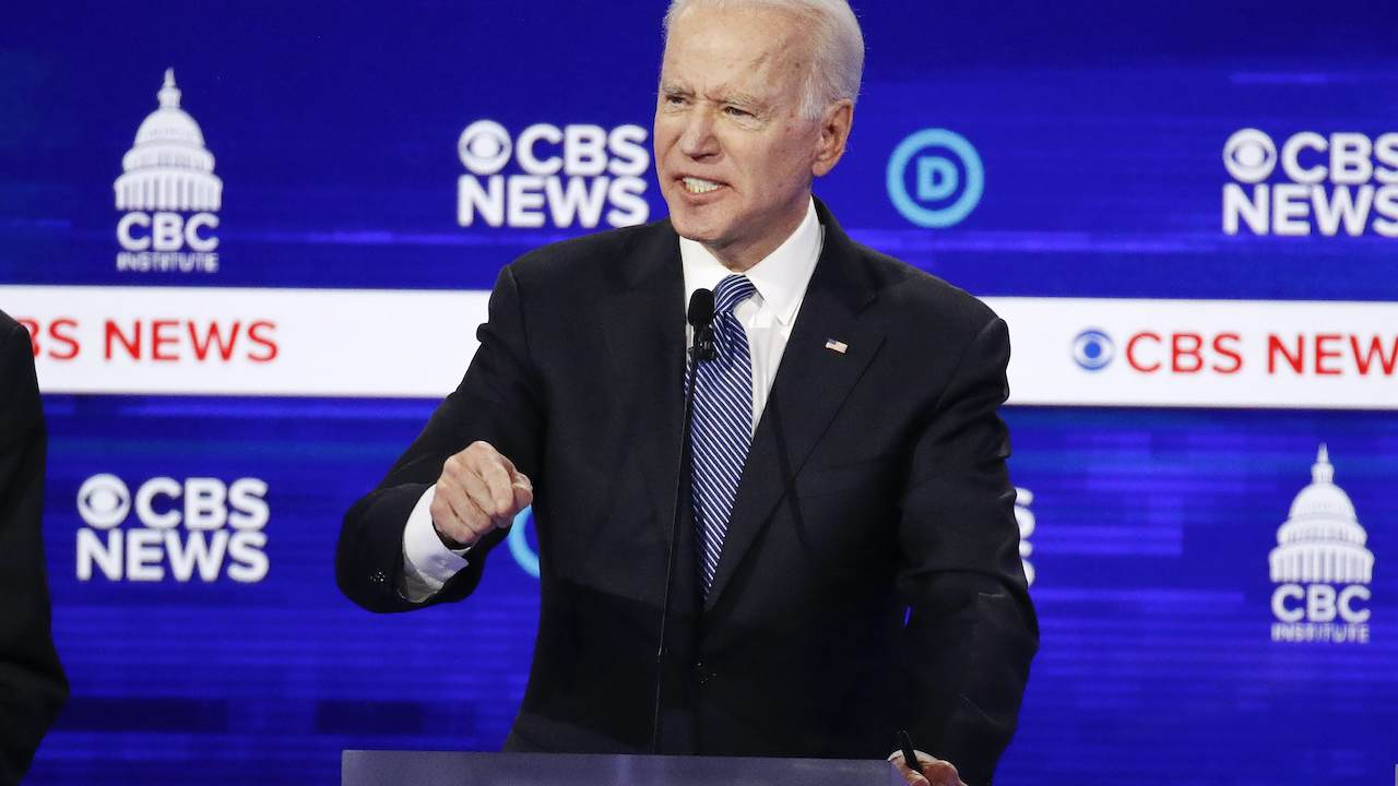 Morning Consult: Biden Reclaims National Lead
