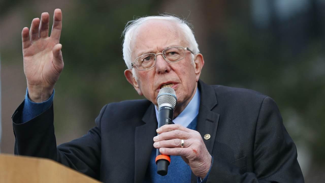 Bernie Sanders Sees a 'Silver Lining' In the Wuhan Coronavirus Pandemic