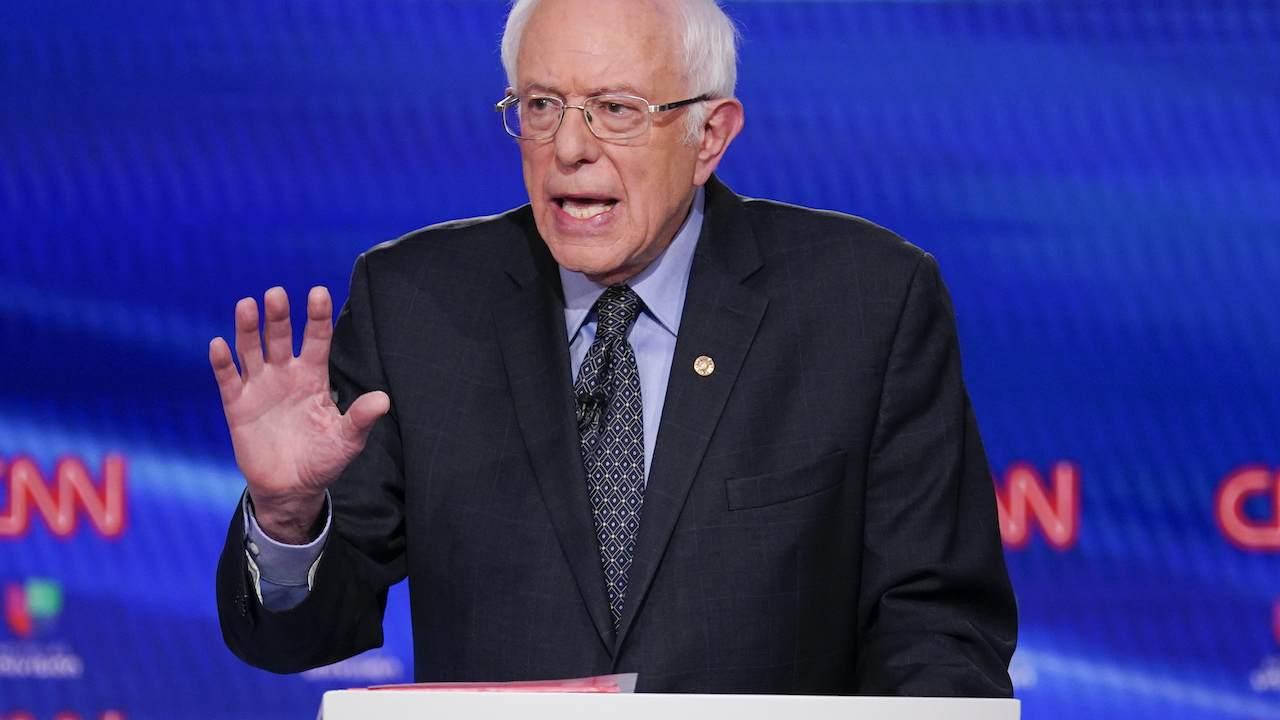 Bernie Launches an Impeachment Petition
