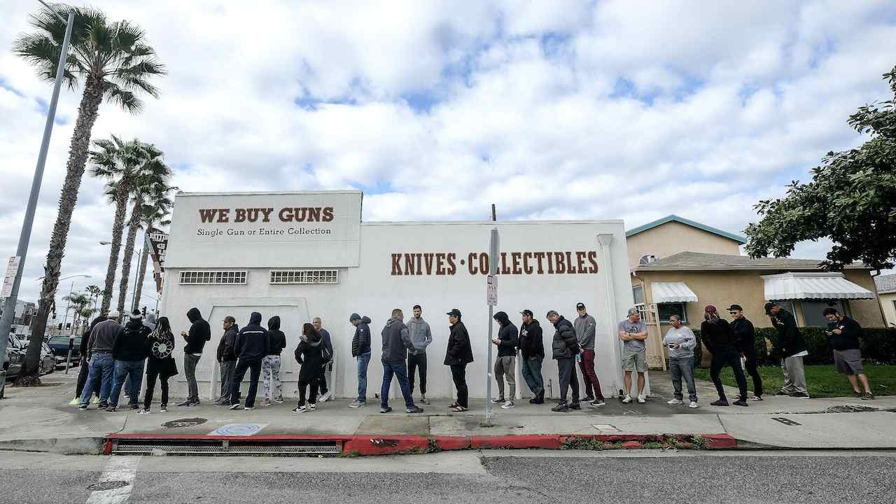 What Liberals Are Getting Wrong About Increased Gun Sales in California Amid Coronavirus Outbreaks