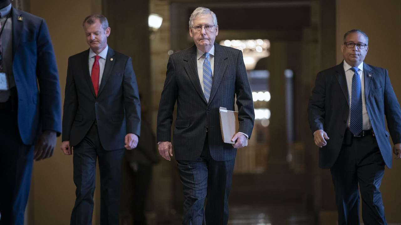 It's Over: Senate Republicans Defeat Corrupt 'For the People Act'