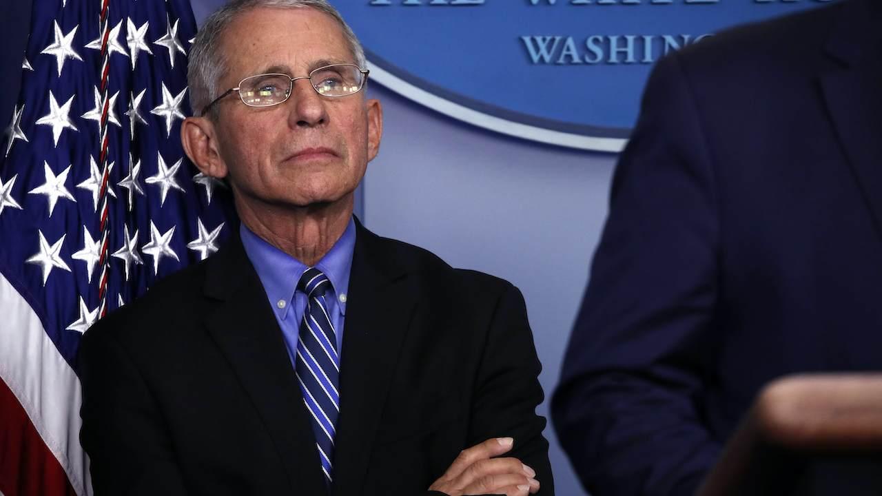 Tucker Carlson Explains Why Fauci Shouldn't Be 'Leading America' on Coronavirus Response