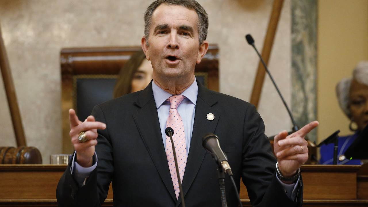 Southern Police Association Voices Opposition to Ralph Northam's 'Gun Confiscation Scheme'