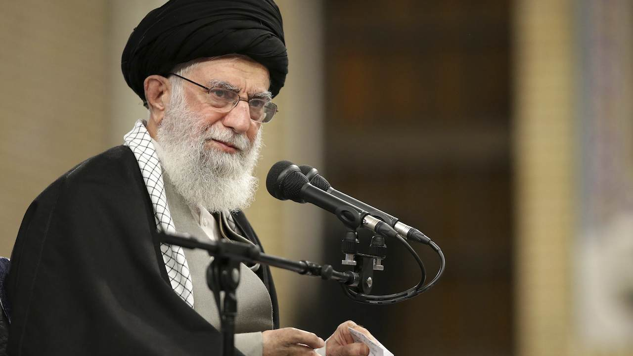 Biden Grovels to Iran's Terrorists