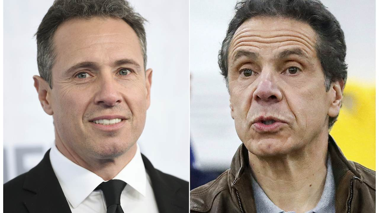 The Cuomo Brothers Comedy Routine Is a Coronavirus Surprise