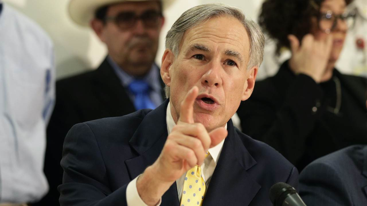 Eric Holder Criticizes GOP Governors Over Coronavirus, Abbott Punches Back with Three Questions