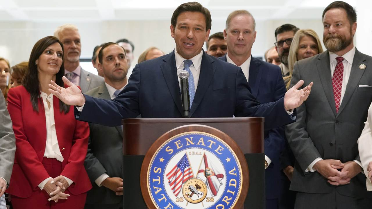 Ron DeSantis Signs Sweeping Election Integrity Reform Bill