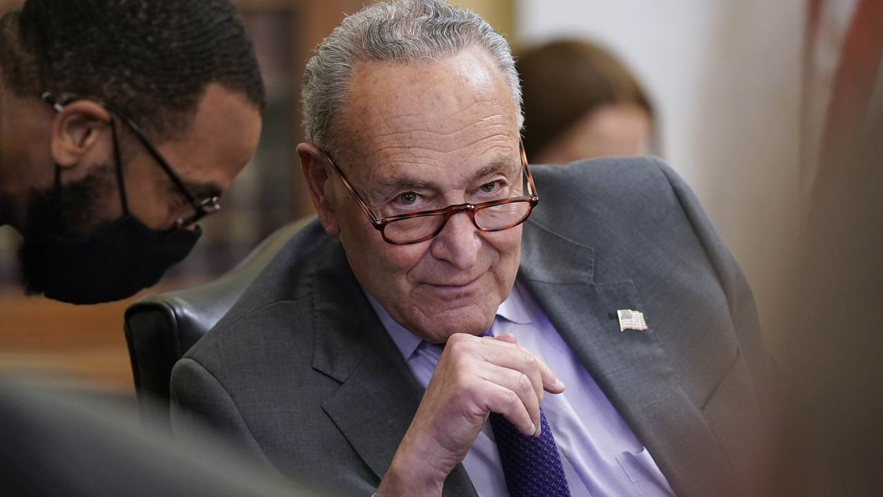 'The Privilege of Being a Democrat': Schumer Immediately Forgiven For Using 'Outdated and Offensive' Word