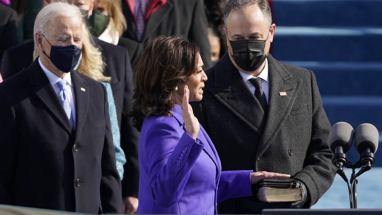 Matt Gaetz Wonders If a Transition from Biden to Harris Is Already Underway