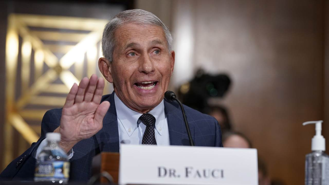 Flashback: Fauci Called ACB's Ceremony a 'Super-Spreader' Event But Won't Condemn Texas Dems