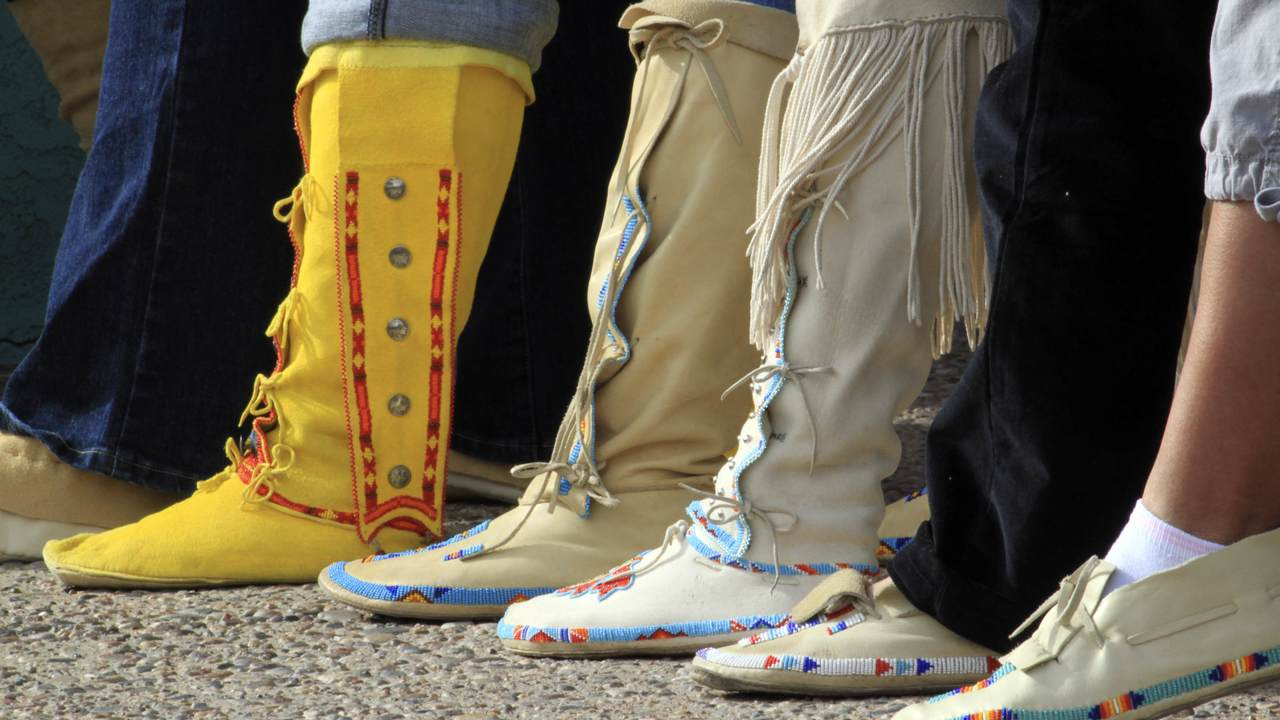 A Popular Shoe Manufacturer Issues Apology for Its History of Cultural Appropriation