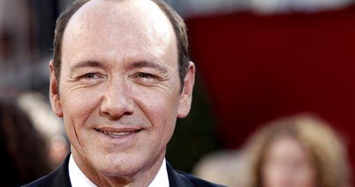 Theatre received 20 complaints against Kevin Spacey